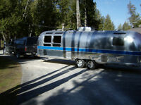 1973 Airstream Excella 500 31 ft Travel Trailer Reduced