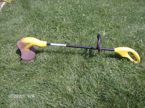 Taille bordure- weed eater