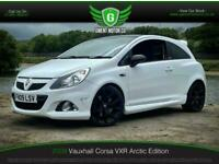 2009 Vauxhall Corsa 1.6 VXR ARCTIC EDITION 3d 189 BHP Hatchback Petrol Manual