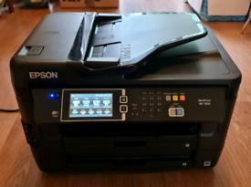 Epson workforce WF-7620 printer
