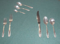 """Wallace Sterling """"Stradavari"""" pattern.Service for 8 plus extras"""