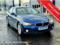 2016 16 BMW 3 SERIES 2.0 320D ED PLUS 4D 161 BHP DIESEL, BMW SERVICE HISTORY