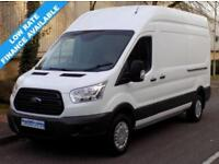 64(14) FORD TRANSIT L3 H3 2.2 RWD 350 LWB HIGH ROOF 125 BHP 6 SPEED DIESEL EURO5