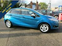 2016 66 FORD FIESTA 1.0 ZETEC BLUE EDITION SPRING 5D 99 BHP