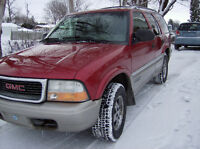2000 GMC Jimmy SLT VUS