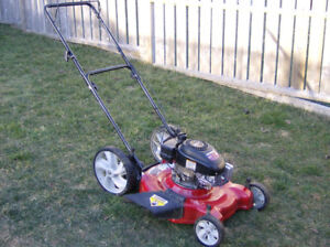 free old lawnmower removal
