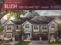 NEW Waterdown Townhouse for Rent - 3BR 3 Bath