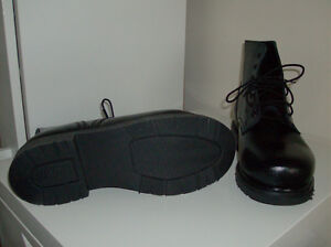 New 2 Pair Men's Boots - Sizes 9-10 and 1 Pair Great Condition
