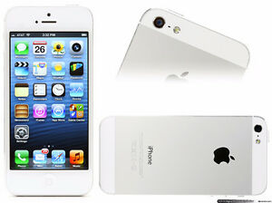 Unlocked 64gb white Iphone 5 for sale London Ontario image 1