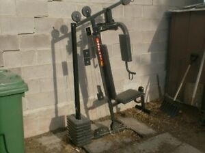 work out gym for sale.