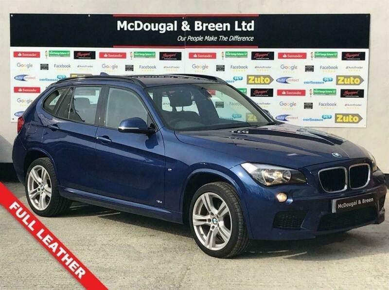 2014 Bmw X1 20 18d M Sport Xdrive 5dr Full Leather In Newcastle Tyne And Wear Gumtree