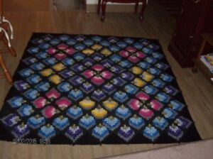 quilts and quilt tops