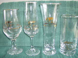 Full Sets of 1988 Olympic Glasses (New)