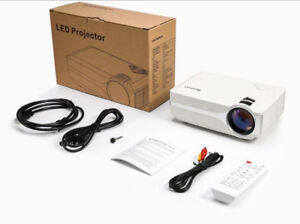 Brand New 1080P LED home theater projector
