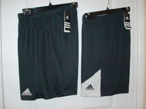 NEW 2 Pairs Size XL  Adidas Mens Shorts with Tags On
