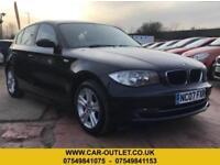 2007 BMW 118I SE 2.0 PETROL 5DR 141 BHP