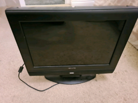 LCD TV and DVD combi 14inch