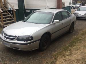 2004 Chev Impala