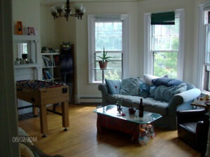 May 1st. 4-Bedroom South End Halifax