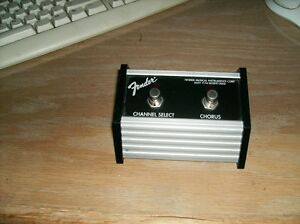 FENDER AMP FOOTSWITCH
