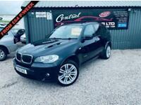 2011 BMW X5 XDRIVE30D (241BHP) AUTO/TIPT 5S FINANCE & PX WELCOME Estate Diesel A