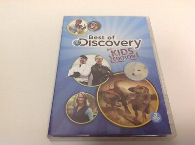 Best Of Discovery Kids Edition 3 DVD Set 2010 Tv