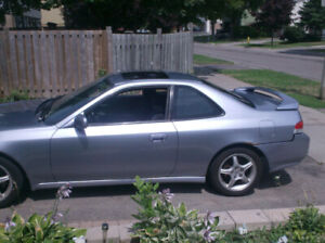 1999 Honda Prelude Engine is gone trade for a car.