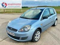 2006 Ford Fiesta 1.4TDCI Style 5dr*10m MOT*Great History*£30 tax*Economical Car