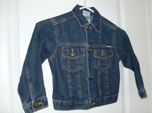 Oshkosh Genuine Denim Jacket - Size 3          See our other ads