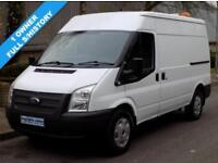 13(13) FORD TRANSIT 350 MWB MEDIUM ROOF 2.2 RWD 125 BHP 6 SPEED DIESEL