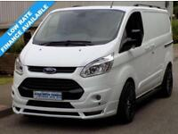 65(15) FORD TRANSIT CUSTOM LIMITED L1H1 270 SWB LOW ROOF 125BHP ST M SPORT STYLE