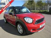 2015 15 MINI COUNTRYMAN 1.6 COOPER ALL4 5D 121 BHP