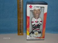 "2002 0LYMPIC GOLD TEAM CANADA "" CURTIS JOSEPH "" BOBBLE HEAD DOLL"