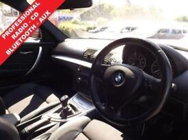 2010 60 BMW 1 SERIES 118D M SPORT 2.0 2D DIESEL