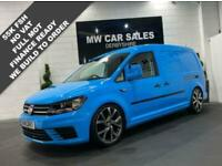 2015 Volkswagen Caddy Maxi 1.6 C20 TDI STARTLINE 101 BHP PANEL VAN Diesel Manual