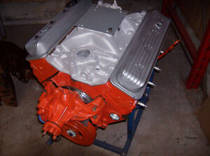 moteurs chevrolet 350- 454 performance