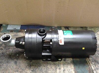 Dayton Pressure Booster Pump 1-12 Hp 3 Phase 65 Psi Zoro G4362167 Mfr 45mw23