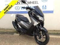 2017 17 YAMAHA GPD125-A NMAX 125 ABS BLACK ONLY 181 MILES!!!!!!!!
