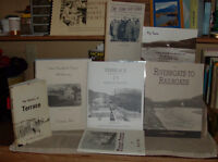 Historical Books of Terrace, BC and Area