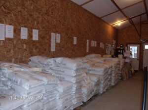SEED IN STOCK FOR SPRING PLANTING