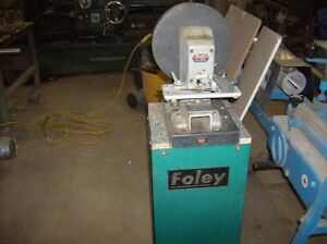 Foley/Belsaw saw sharpening Stratford Kitchener Area image 6