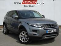 2013 LAND ROVER RANGE ROVER EVOQUE 2.2 SD4 Pure 5dr [Tech Pack]