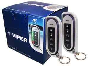 VIPER 5701 2-way Remote Starter / Security system