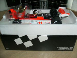1/18 DIECAST NEUF James Hunt F1