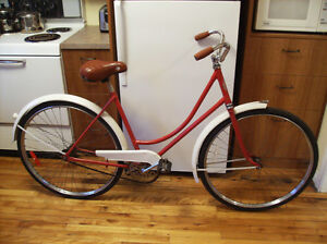 1947 CCM Antique Bicycle Cruiser