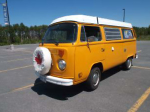 1976 VW Westfalia Camper Type 2 Bus