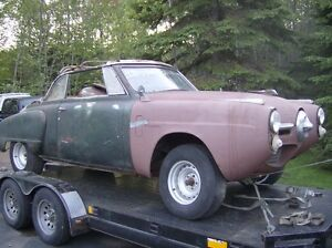 Project 1948 Studebaker Convertible Bullet Nose 632 bbc