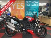 2012 DUCATI STREETFIGHTER 848 NAKED
