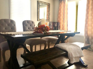 Tabulo Furniture Custom Made Reclaimed Wood Furniture Oakville / Halton Region Toronto (GTA) image 5