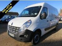 2012 62 RENAULT MASTER 2.3 MM33 MWB MEDIUM ROOF DCI 125 BHP WITH TAIL LIFT 39892